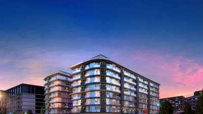Exterior image - Ready to move in apartments for sale near Taksim Square in Beyoğlu the center of Istanbul - 10440
