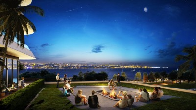 Exterior image - Investment Apartments by the Sea for Sale in installments in Büyükçekmece-Istanbul - 13679
