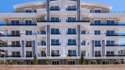 صورة خارجية - شقق و دوبلكس جاهزة للسكن للبيع بالتقسيط في مجمع سكني بجانب شاطئ كونيالتي في انطاليا - 13947