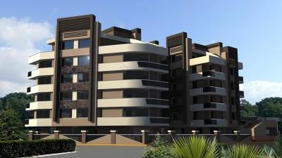 Exterior image - ready residential apartments near Boğaçay Yacht Marina project in Konyaalti-Antalya - 14107