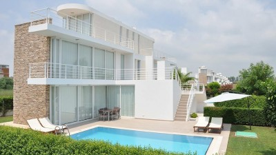 Exterior image - Vacation villas resort compound for sale in golf area of Belek-Antalya - 15038
