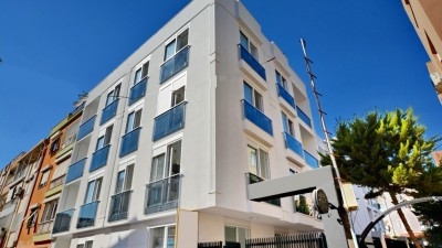 Exterior image - Cheap apartments for sale and investment in the city-center in Merkez-Antalya - 16715