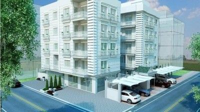 Exterior image - properties for sale in antalya with central location in Muratpaşa district - 16838