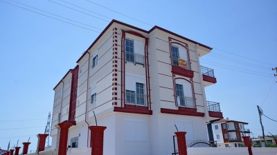 Exterior image - Cheap two-bedroom apartments in a separate building in Kepez-Antalya - 17171
