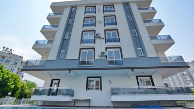 Exterior image - Apartments for Sale with two or three bedrooms in Konyaalti-Antalya - 19004