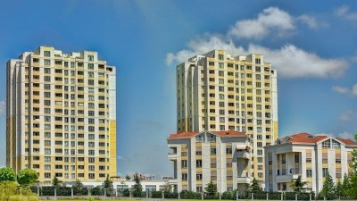 Exterior image - Apartments for sale in installments, 500 meters from Metro station in Ispartakule, Avcılar-Istanbul - 19847