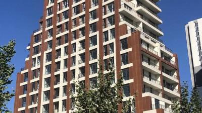 صورة خارجية - شقق للبيع ضمن مجمع بتصميم فندقي بمنطقة هادئة في بهشاشهير-اسطنبول - 22173