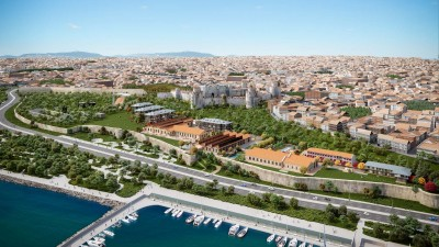 Exterior image - Apartments for sale with historic-design by the sea in Fatih-Istanbul - 22314