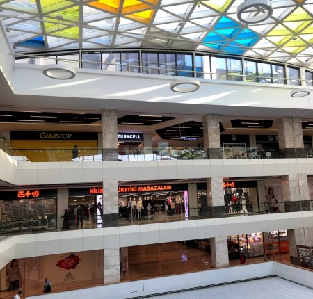 Exterior image - Shops for sale in Istanbul suitable for Turkish citizenship with rental guarantee for 10 years - 22609