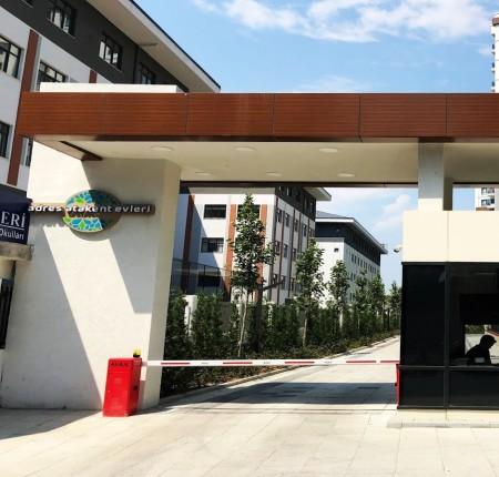 Exterior image - Apartments for sale close to Sabahattin Zaim University in Küçükçekmece-Istanbul - 22936