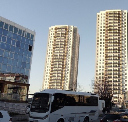 Exterior image - Apartments for sale close to Yıldız Technical University in Bağcılar-Istanbul - 23018