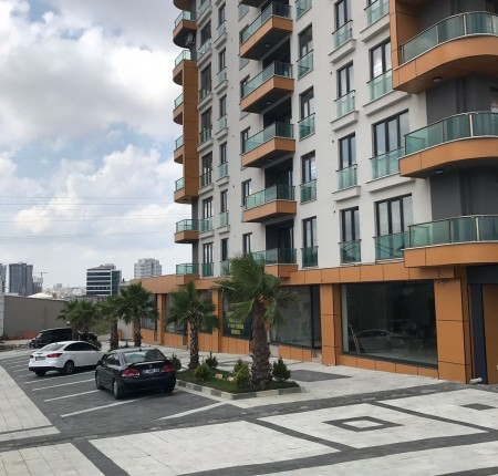 Exterior image - Apartments for sale near Istanbul new business center in Mahmutbey - 23251