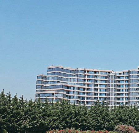 Exterior image - Apartments for Sale in Hotel Complex Near the City Center of Istanbul - 23437