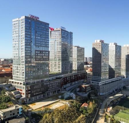 Exterior image - Apartments for sale next to Metro, Metrobüs and Marmaray line in Kadıköy-Istanbul - 24625