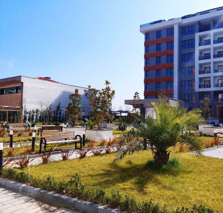 Exterior image - Apartments for sale next to Metrobus Station & Pelican Mall in Avcılar-Istanbul - 25260