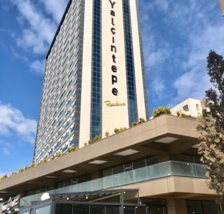 Exterior image - Apartment for sale in serviced complex near Akbati Mall & Bahçeşehir-Istanbul - 25319