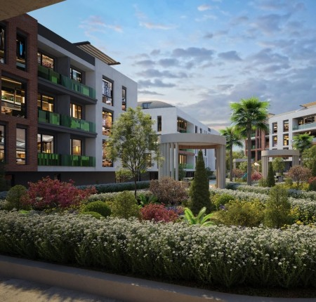 Exterior image - Large apartments for sale in Beylikdüzü district in European Istanbul - 25740