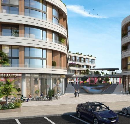 Exterior image - Sea-view apartments for sale near marina in Beylikdüzü, European Istanbul - 25780