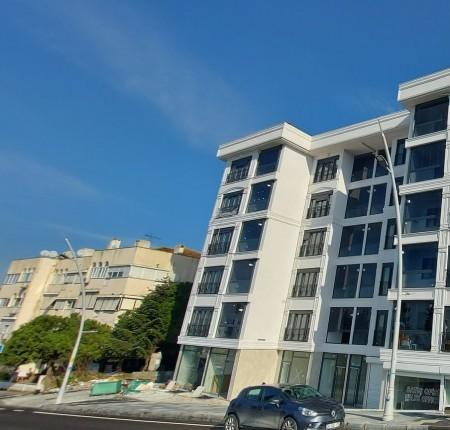 Exterior image - Full sea view apartments for sale on Büyükçekmece coast in Istanbul - 26198