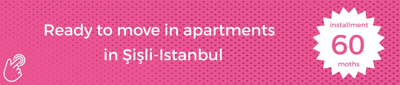 apartments in ?i?li-Istanbul