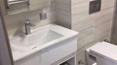 Interior Image - Apartment for sale from the owner in a complex in Bahçeşehir-Istanbul - 17303