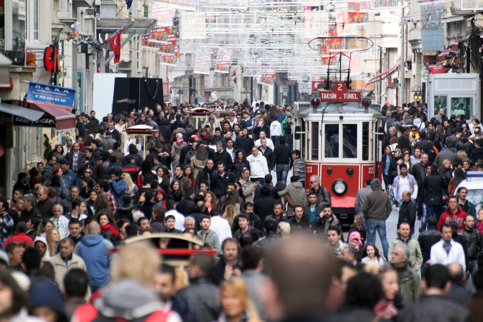 The population of Turkey became 80,810,525 people as of December 31, 2017 -  Proact Group