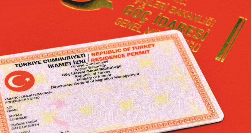 How to make an appointment and What are the papers needed for residence permit in Turkey