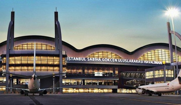 Sabiha Gokcen Airport ranked 12th in the European airports