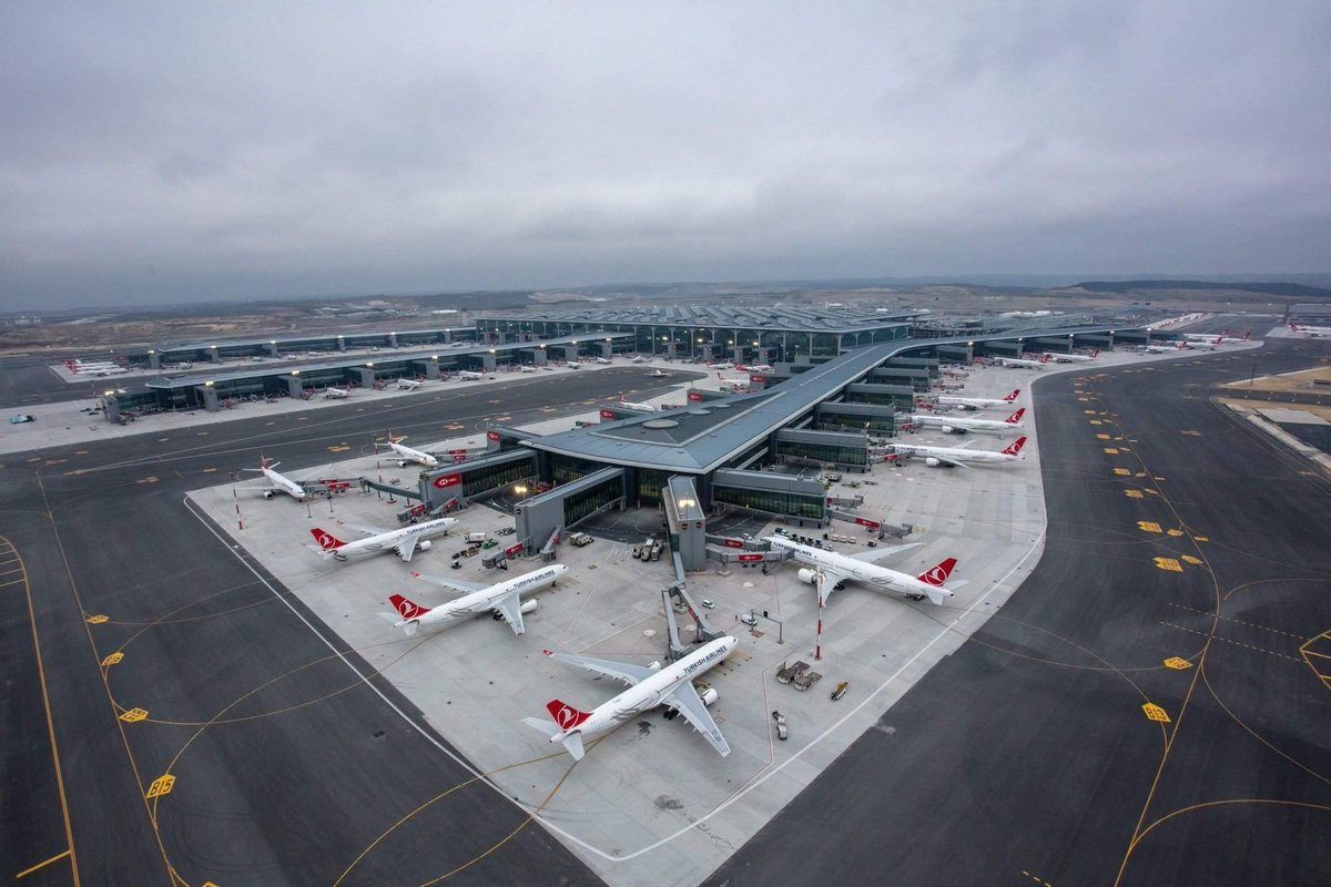 """مطار اسطنبول الأول في الحصول على شهادة """"الاعتماد الصحي العالمي"""""""